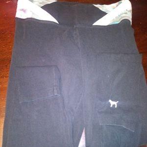 Xs PINK leggings